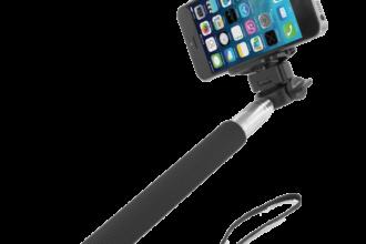 Selfie Stick Wireless Case Logic